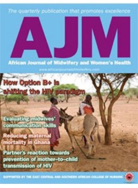 African Journal Of Midwifery And Women's Health